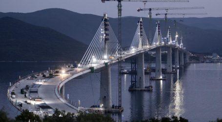 PELJEŠKI MOST: Grčki Avax kasni s izgradnjom pristupnih cesta i još najavljuje poskupljenje radova