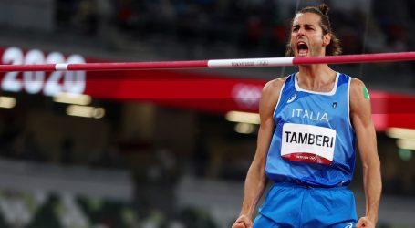 Talijani uzeli dva zlata: Gianmarco Tamberi u skoku u vis a Lamont Jacobs na 100 metara