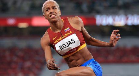 Venezuelanka Yulimar Rojas sa 15.67 u troskoku srušila 26 godina star svjetski rekord