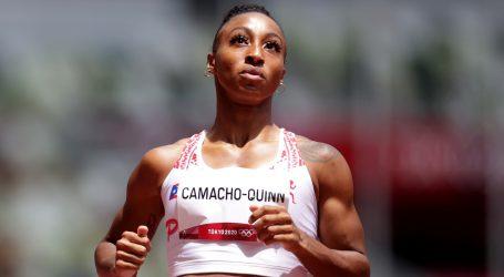 Gong zlatna u bacanju kugle, olimpijski rekord Camacho-Quinn u polufinalu na 100 prepone