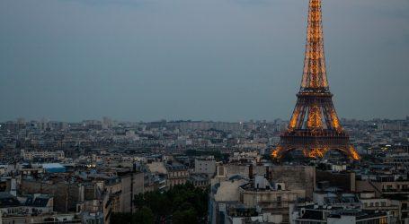 Na većini prometnica u Parizu ograničenje brzine od 30 km/h