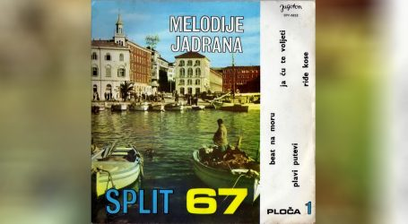 Grupa Shadows gostovala je 1967. na Splitskom festivalu, u engleskoj verziji otpjevali su i 'Beat na moru'