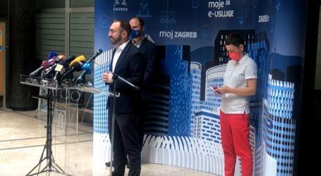 """Tomašević na konferenciji za novinare: """"Ukidamo besplatan parking kod zdravstvenih ustanova"""""""