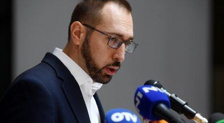 """Tomašević: """"U gradske dječje vrtiće upisano je 500 djece više nego lani. Zaposlit ćemo dodatne odgojitelje"""""""