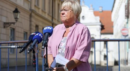 "Mrak-Taritaš: ""Vlada je priznala da obnova Zagreba ne postoji"""