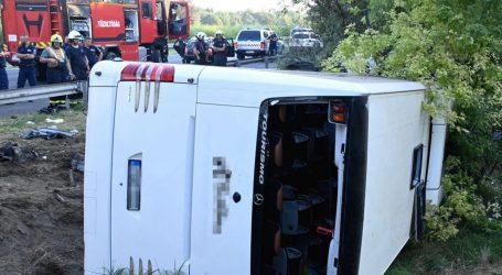 Autobus u kojemu je poginulo osmero Mađara vraćao se s izleta iz Hrvatske