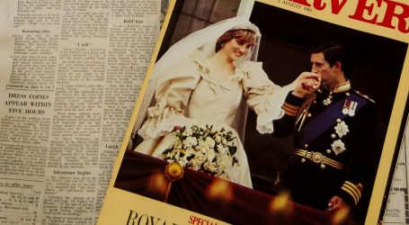 Britanska aukcija: Komad vjenčane torte princa Charlesa i Lady Diane prodan za 1850 funti