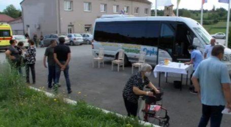 """Projekt kojim je starijoj populaciji olakšano cijepljenje: """"Cjepko"""" stigao u bilogorska sela"""
