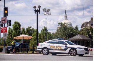 Uhićen muškarac koji je prijetio bombom pred Kapitolom