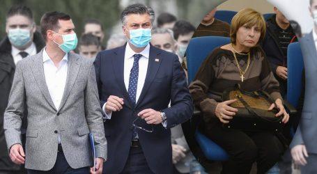 Majci Plenkovićeva miljenika poziv na odsluženje zatvorske kazne stigao s godinu dana zakašnjenja