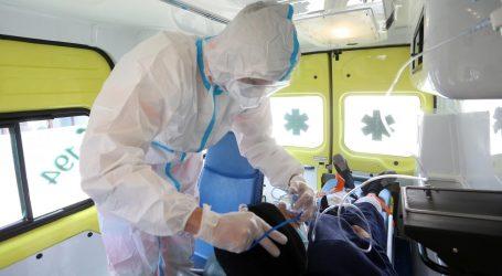 Rizik hospitalizacije s delta varijantom virusa duplo veći nego s alfa varijantom