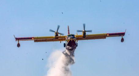 Hercegovina: Kanaderi stavili pod nadzor požare u Širokom Brijegu