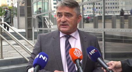 """Željko Komšić: """"Pravosudni organi i Tužiteljstvo nemaju što tražiti u Bljesku. Ovo ima dublju političku pozadinu"""""""