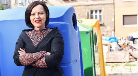 """MIRELA HOLY: """"Komunalna pitanja u Zagrebu ne smiju biti prepuštena poduzetnicima"""""""