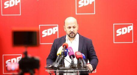 """Maras podnio zahtjev za ponovno učlanjenje u SDP: """"Nisam napravio štetu stranci. Borit ću se da se vrate i oni koji nisu ništa zgriješili"""""""