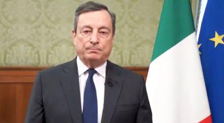 Predsjednik talijanske vlade Draghi poziva G20 da učini sve u zaštiti prava Afganistanki