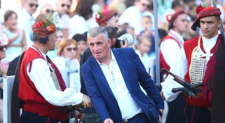 """Miro Bulj: """"Sve što HDZ-u služi, ustalo je na mene. Ja sam Sinjanin i za mene su Sinj i Alka iznad svega"""""""