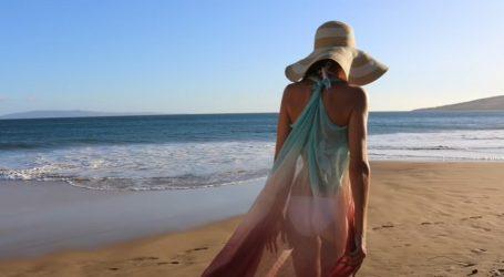 Umjesto ljetne haljine odaberite pareo, naučite ga vezati na različite načine