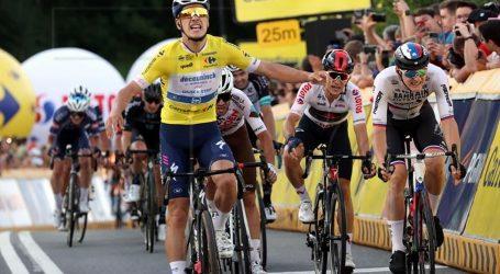 Portugalski biciklist Almeida pobijedio u četvrtoj etapi utrke po Poljskoj