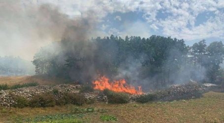 BiH: Ponovno zatraženo angažiranje kanadera u Tomislavgradu, ugroženo čak 800 kuća