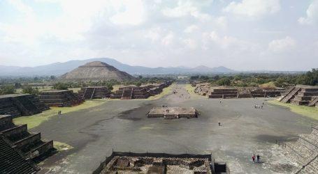 U središtu Ciudad de Mexica gradi se replika najsvetijeg mjesta civilizacije Azteka