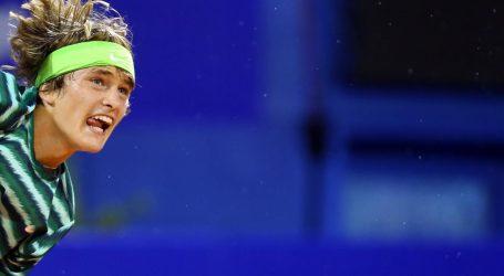 Zverev otkazao nastup u Davis Cupu, treba mu odmor