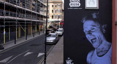 U Londonu postavljen mural s Keithom Flintom povodom Svjetskog dana prevencije samoubojstava