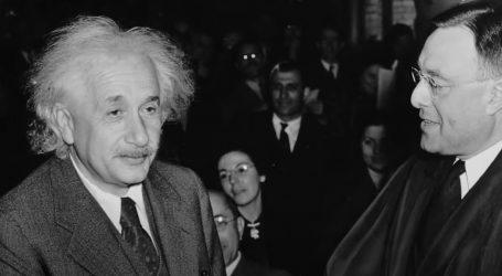 Radni rukopis Alberta Einsteina o teoriji relativnosti ide na dražbu