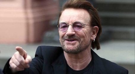 Bono Vox jako ljut na veliku popularnost Matta Damona u Irskoj