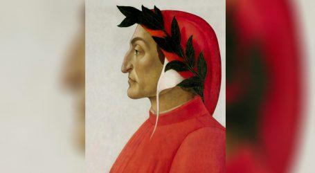 Sve što je Dante Alighieri, božanstveni umjetnik, želio reći o sebi utkao je u svoja djela
