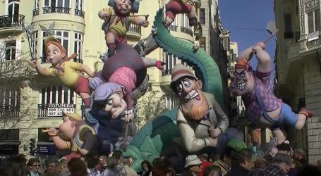 Valencija: Festival Las Fallas završio spaljivanjem velikih papirnatih skulptura