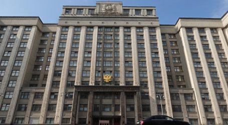 Jedinstvena Rusija tvrdi da je osvojila više od dvije trećine mjesta u Dumi