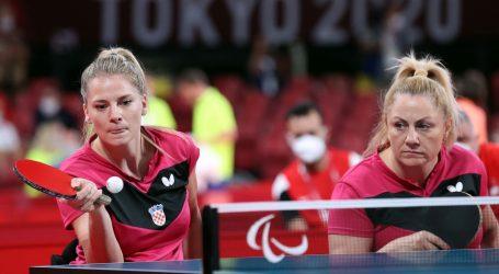 Parastolnotenisačice Anđela Mužinić i Helena Dretar Karić osvojile broncu