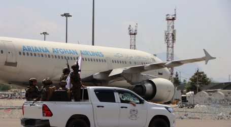 Prvi evakuacijski let iz Kabula nakon američkog povlačenja