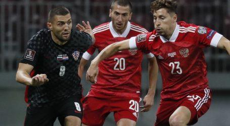 Rusija i Hrvatska odigrale bez pogodaka