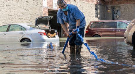 Oluja Ida pretvorila njujorške podrume u smrtonosne klopke