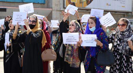 UN osudio nasilje talibana nad prosvjednicima