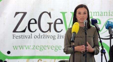 """Marija Vučković: """"Ministarstvo ove godine s tržišta povuklo blizu 80 proizvoda zbog etilen oksida, više nego u cijeloj prošloj godini, a sve zbog zaštitite potrošača"""""""