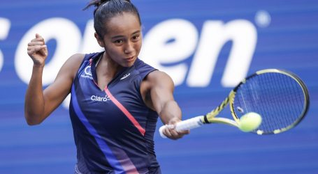 Senzacionalna Leylah Fernandez ušla u polufinale US Opena, za finale igra protiv Sabalenke