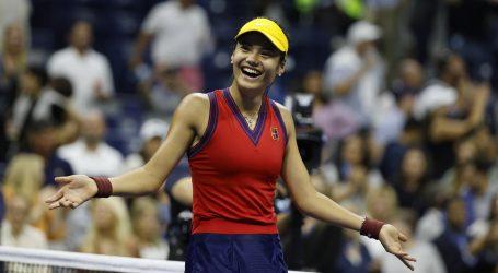 Povijesno finale US Opena, Emma Raducanu i Leylah Fernandez igraju za Grand slam trofej