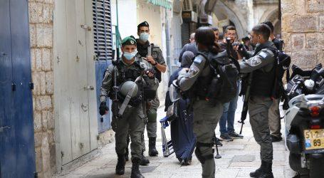 Izraelski zračni napadi na Hamasove lokacije
