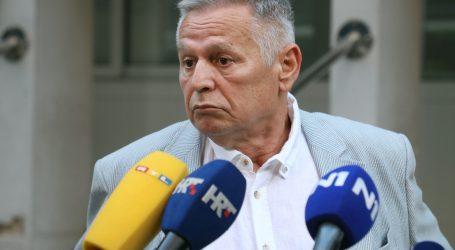 """Vidović: """"U ovih 30 godina nisam ovako nešto doživio, predsjednik stranke je pobjegao sa sjednice"""""""