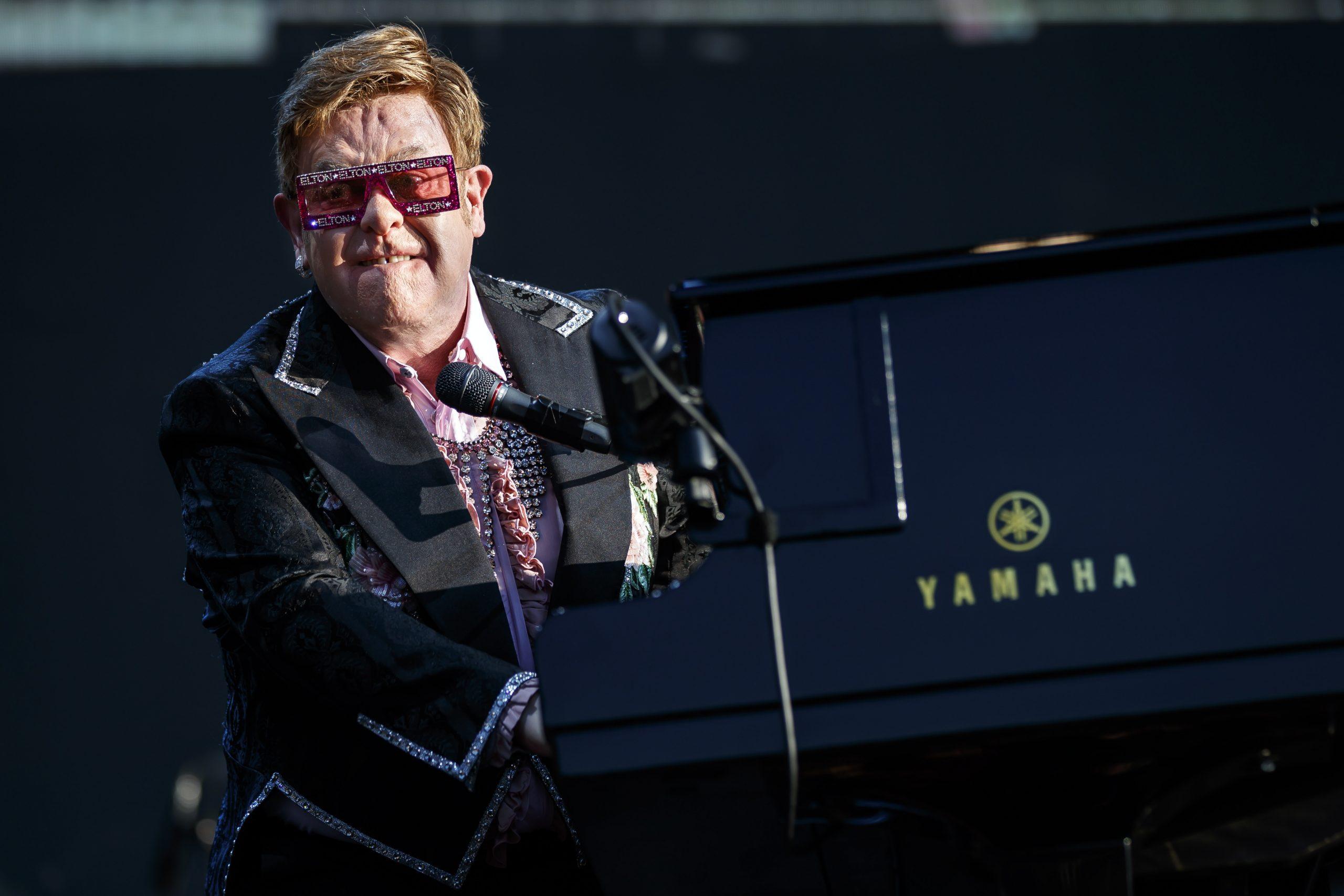 """Rocket Man"" Eltona Johna i glazbene zvijezde za spas planeta"
