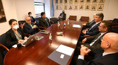 Milanović u New Yorku razgovarao s predsjednikom Kostarike