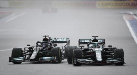 """Formula 1: Norrisu premijerni """"pole position"""" za F1 Veliku nagradu Rusije"""