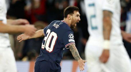 """Messijev prvijenac za PSG: """"Bilo je divno pogodak proslaviti s našim navijačima"""""""
