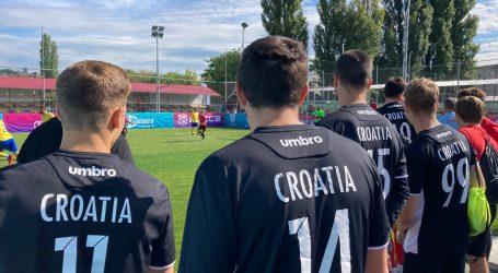 Hrvatskim malonogometašima na Kontinentalnom kupu u Rumunjskoj za dlaku izbjegla medalja