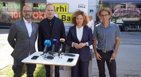 Vodeći stručnjaci na jednom mjestu: Može li Arhibau pomoći u obnovi potresom razrušene Hrvatske?