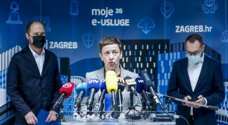 """Tomašević: """"Uštedjeli smo 400 milijuna kuna"""". Dolenec: """"Sutra će biti otvoreni natječaji za tri pročelnička mjesta"""""""
