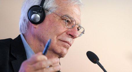 """Josep Borrell: """"Stanje u Afganistanu pokazuje da nikada nije bilo veće potrebe za snažnijom europskom obranom"""""""